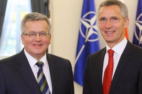 NATO: Η Πολωνία επιμένει να αναπτυχθεί στο έδαφός της η αντιπυραυλική ασπίδα