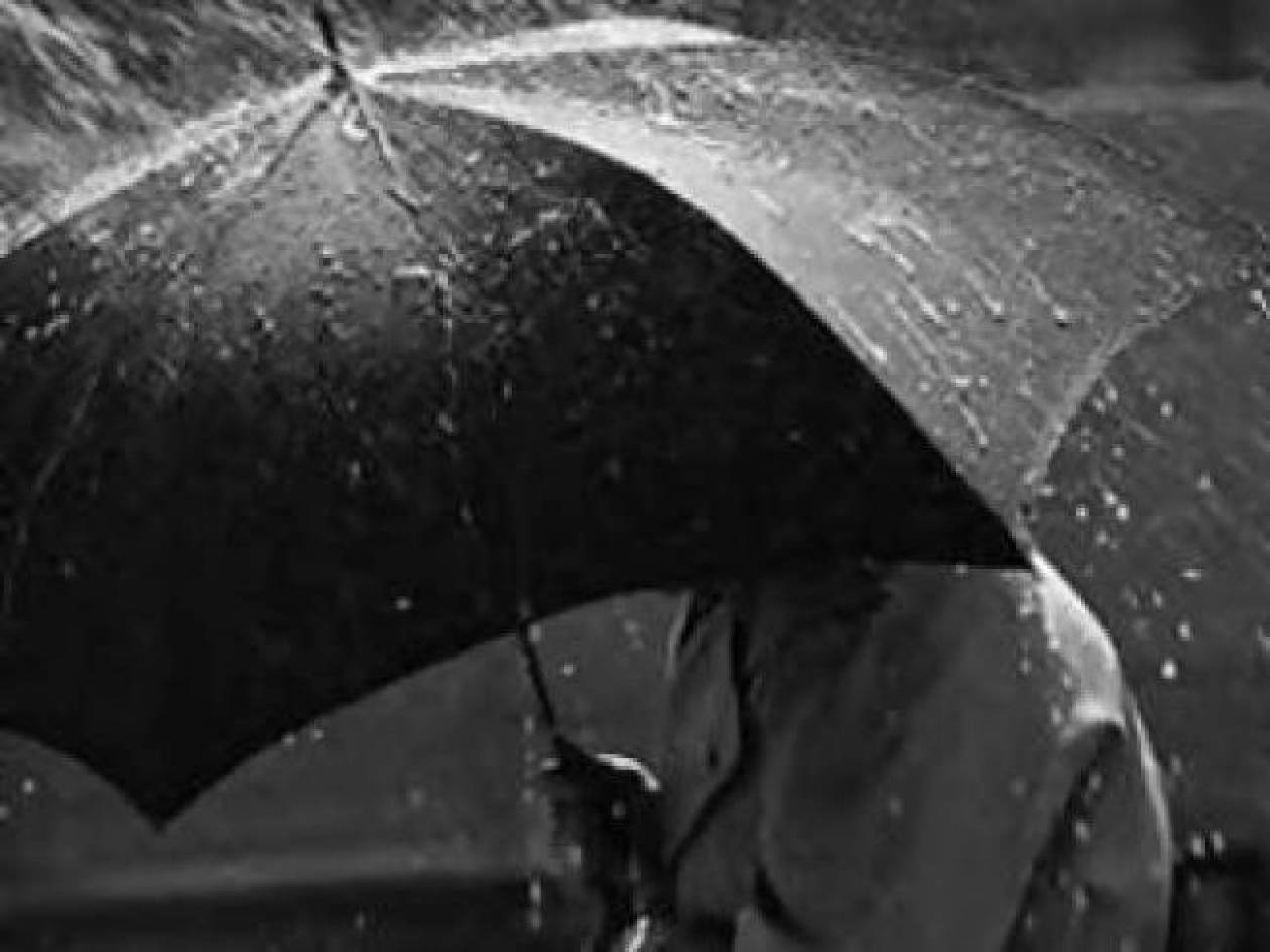 Kαιρός: Βροχερό το σκηνικό
