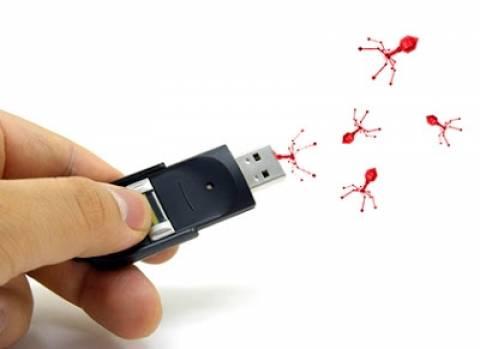 Προσοχή: Επικίνδυνος μετατρέπει κάθε USB σε πλατφόρμα κυβερνοεπιθέσεων