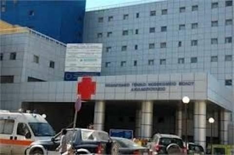 Τραγωδία στο Βόλο: Στο χειρουργείο ο υπολοχαγός