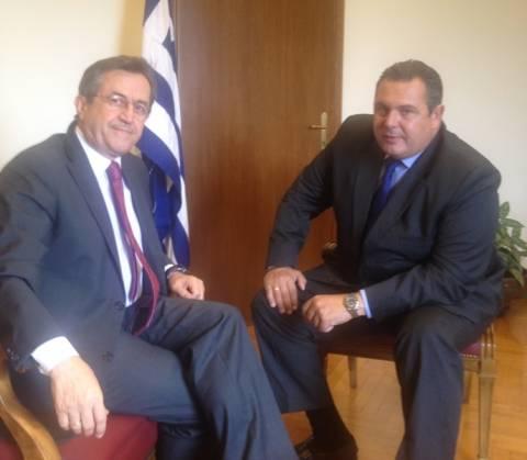 Νικολόπουλος: Στρατιώτης στην κρισιμότερη μάχη κατά του μνημονίου