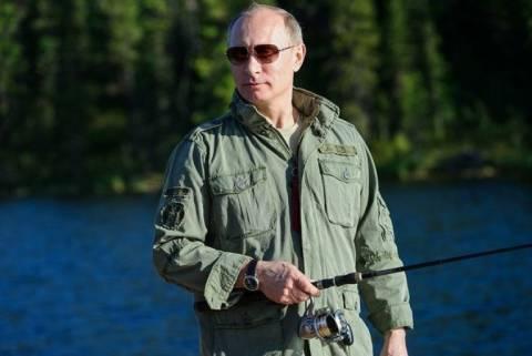 Ο Πούτιν γιορτάζει τα 62α γενέθλιά του στη σιβηριανή τάιγκα