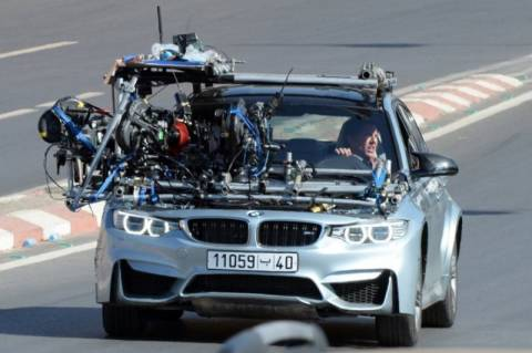 BMW: Οι κατεστραμμένες Μ3 από το Mission Impossible 5