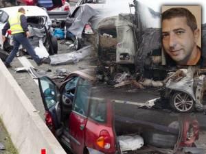 Αυτός είναι ο οδηγός της νταλίκας που έσπειρε το θάνατο στην Εγνατία