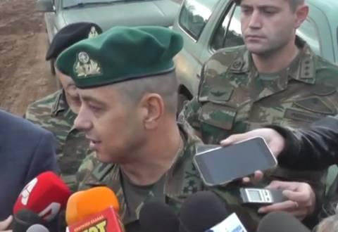 Έκρηξη όλμου στο Βόλο: Δηλώσεις υφυπουργού Εθ. Άμυνας και Αρχηγού ΓΕΣ
