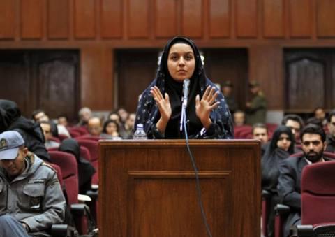 Ιρανή θα εκτελεστεί γιατί σκότωσε τον επίδοξο βιαστή της