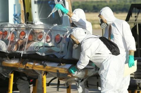 Θέμα χρόνου η «εξάπλωση» του Έμπολα στην Ευρώπη