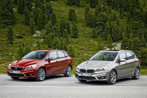 BMW: Η σειρά 2 Active Tourer στο McArthurGlen Athens