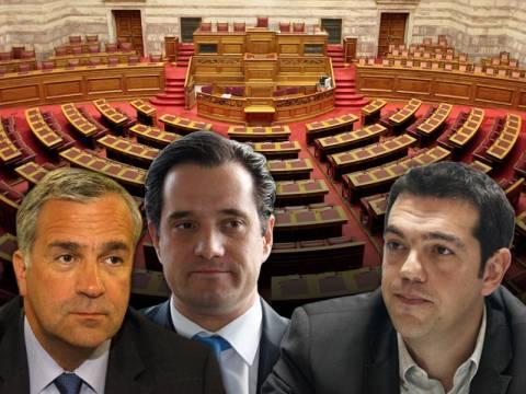 Βορίδης και Γεωργιάδης θα «ξελασπώσουν» την κυβέρνηση στη Βουλή;