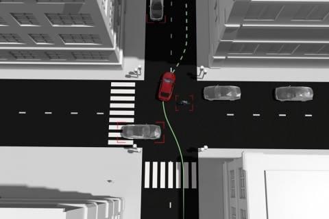 Volvo: Νέο σύστημα ασφάλειας για την αποφυγή ατυχημάτων