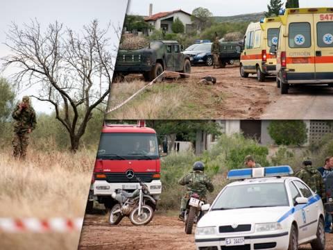 Έκρηξη όλμου στο Βόλο: Πένθος στις ένοπλες δυνάμεις - Εκτός κινδύνου ο τέταρτος