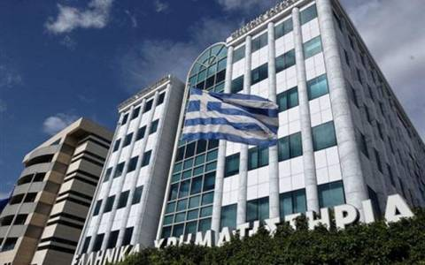 Με πτώση το άνοιγμα και στο χρηματιστήριο Αθηνών