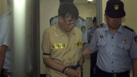 Καπετάνιος Sewol: «Άλλαζα ρούχα όταν βυθιζόμασταν» (pics)
