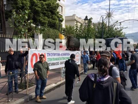 ΠΟΕ-ΟΤΑ: Συλλαλητήριο στο κέντρο της Αθήνας (pics&vid)