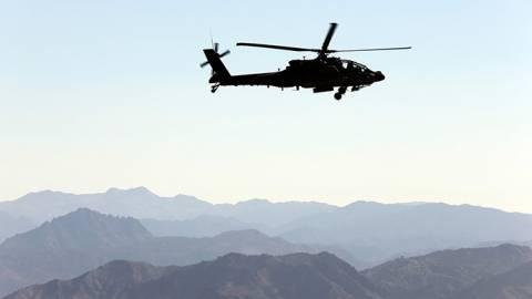 Μαχητές του Ισλαμικού κράτους κατέρριψαν ελικόπτερο του ιρακινού στρατού