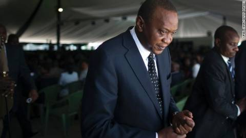 Κενυάτα: Ο πρώτος αρχηγός κράτους που παρουσιάζεται στο Διεθνές Ποινικό Δικαστήριο