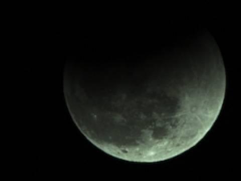 Δείτε σε live streaming την ολική έκλειψη σελήνης