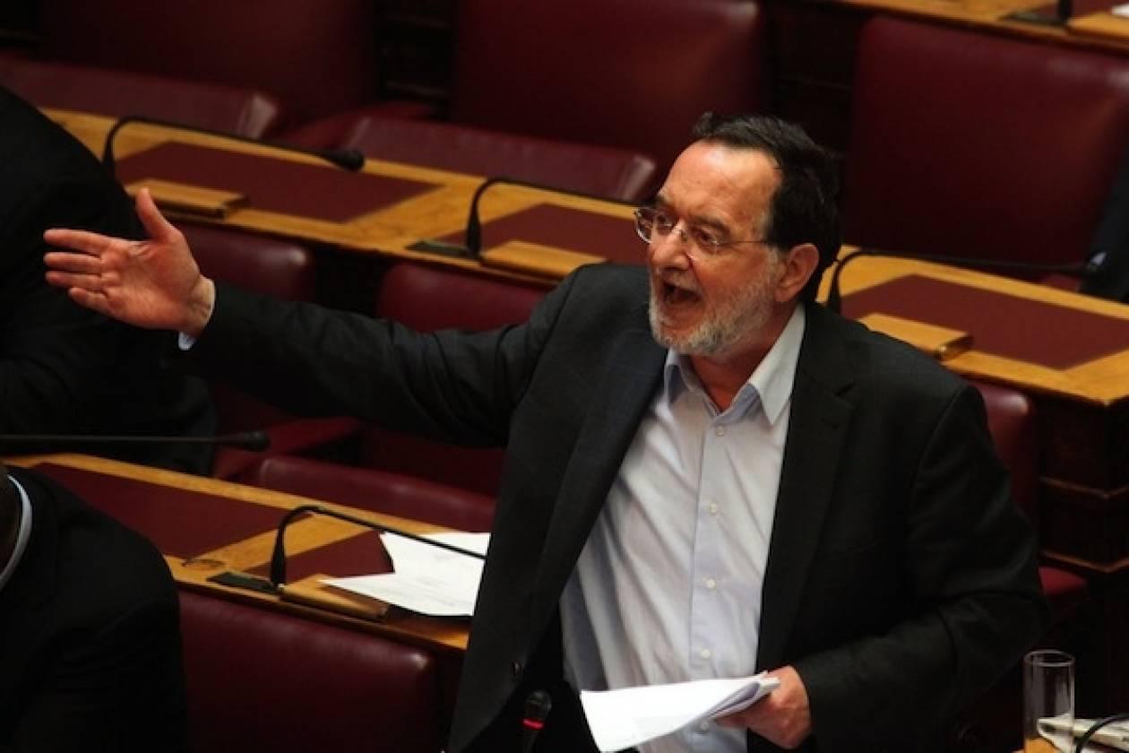 Λαφαζάνης: Θεσμική παρεκτροπή η απουσία του Πρωθυπουργού