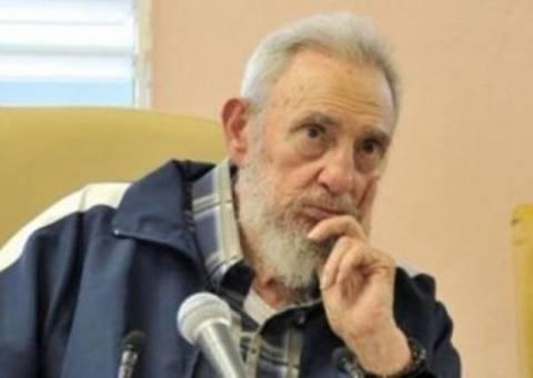Φ. Κάστρο: Κατηγορεί το ΝΑΤΟ για «πόλεμο εξόντωσης» κατά της Ρωσίας