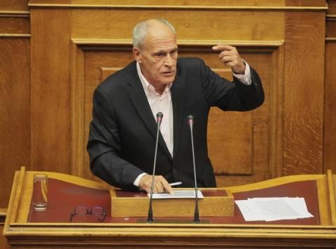 Δημαράς: Οι ΑΝ.ΕΛ. θα καταψηφίσουν την κυβέρνηση