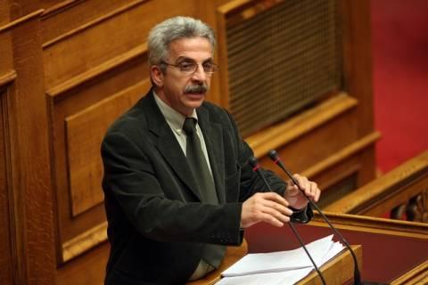 Αναγνωστάκης: Θα καταψηφίσουμε την κυβέρνηση