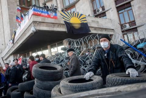 Οι κάτοικοι της ανατολικής Ουκρανίας ανησυχούν για τον χειμώνα που πλησιάζει