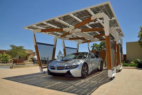 BMW: i Wallbox Pro ο νέος οικιακός σταθμός φόρτισης