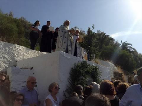 Κρήτη: Με παραδοσιακό τρόπο η γιορτή της Αγίας Πελαγίας στον ομώνυμο οικισμό