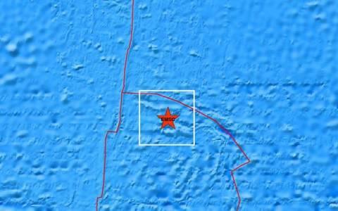 Σεισμός 7,1 Ρίχτερ στον Ειρηνικό