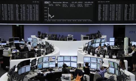 Ανοδικά άνοιξαν τα ευρωπαϊκά χρηματιστήρια