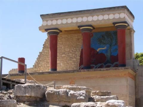 Κρήτη: Τουρίστας ξυλοκόπησε ξεναγό στην Κνωσό