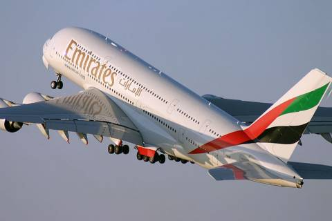 Έκτακτη προσγείωση Airbus της Emirates στο Ελ. Βενιζέλος