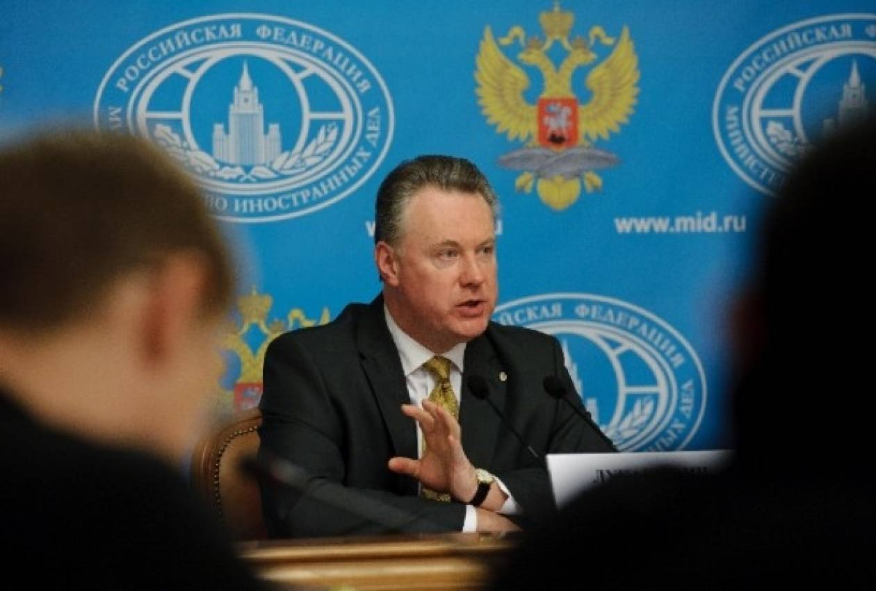 Ρωσία: Δεν θα βελτιωθούν οι σχέσεις Μόσχας – ΝΑΤΟ μετά τις δηλώσεις του Στόλτενμπεργκ