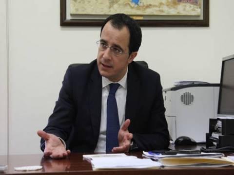 Νίκος Χριστοδουλίδης: Δεν διακόπτουμε συνομιλίες απλά αναστέλλουμε