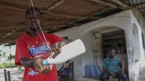 Έμπολα: Τραγική πλέον η κατάσταση στη δυτική Αφρική