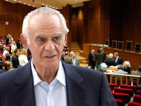 Διακόπηκε για τις 23 Οκτωβρίου η δίκη Τσοχατζόπουλου