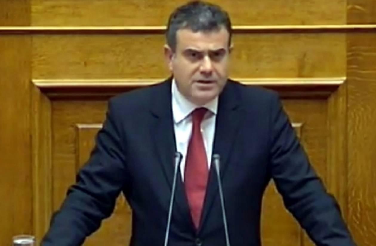 Χ. Αηδόνης: Θα συμβάλω με τον καλύτερο τρόπο στη σταθερότητα της πατρίδας μου