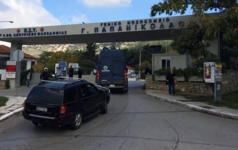 Στο νοσοκομείο Παπανικολάου και πάλι ο Μαζιώτης (vid)