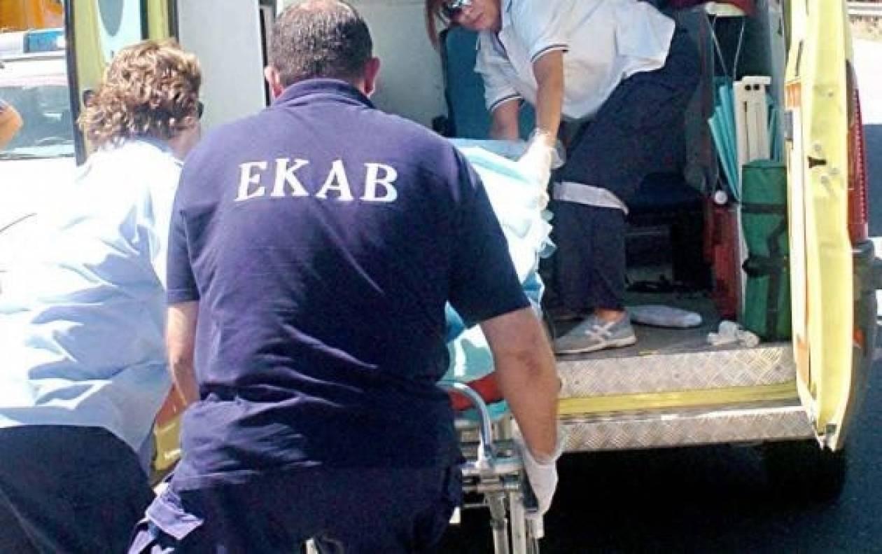 Κρήτη: Σοβαρός τραυματισμός δικυκλιστή σε τροχαίο