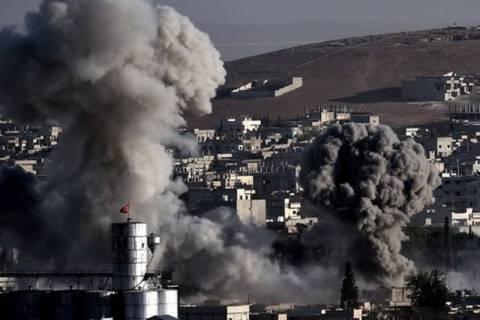Κομπάνι: Κούρδοι μαχητές απώθησαν 7 επιθέσεις των τζιχαντιστών