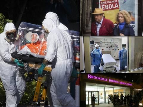 'Εμπολα: O τρόμος εξαπλώνεται, νέα κρούσματα σε ΗΠΑ και Ισπανία