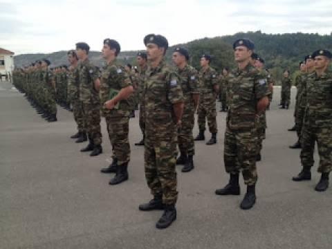 Κατάταξη στο Στρατό Ξηράς με την 2014 ΣΤ΄ ΕΣΣΟ