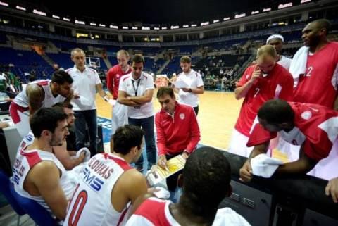 Ολυμπιακός: Αποχαιρέτησε τους παίκτες ο Μπαρτζώκας