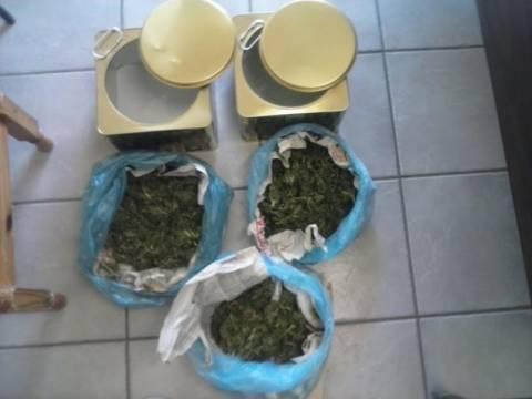 Βοιωτία: 43χρονος έκρυβε χασίς σε δοχεία τυριού