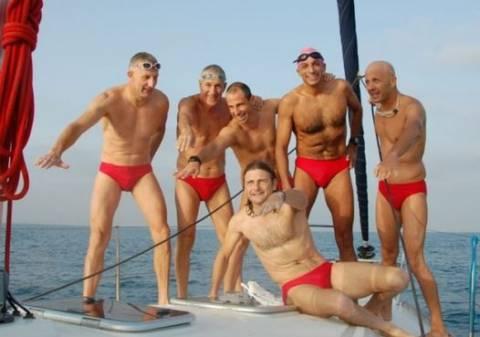 Έκαναν ρεκόρ κολυμπώντας από την Κύπρο μέχρι το Ισραήλ!