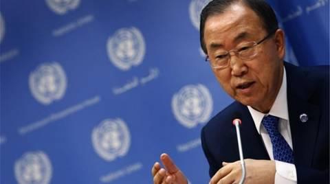 Κι Μουν: Ας επικρατήσει η ειρήνη στη Λιβύη