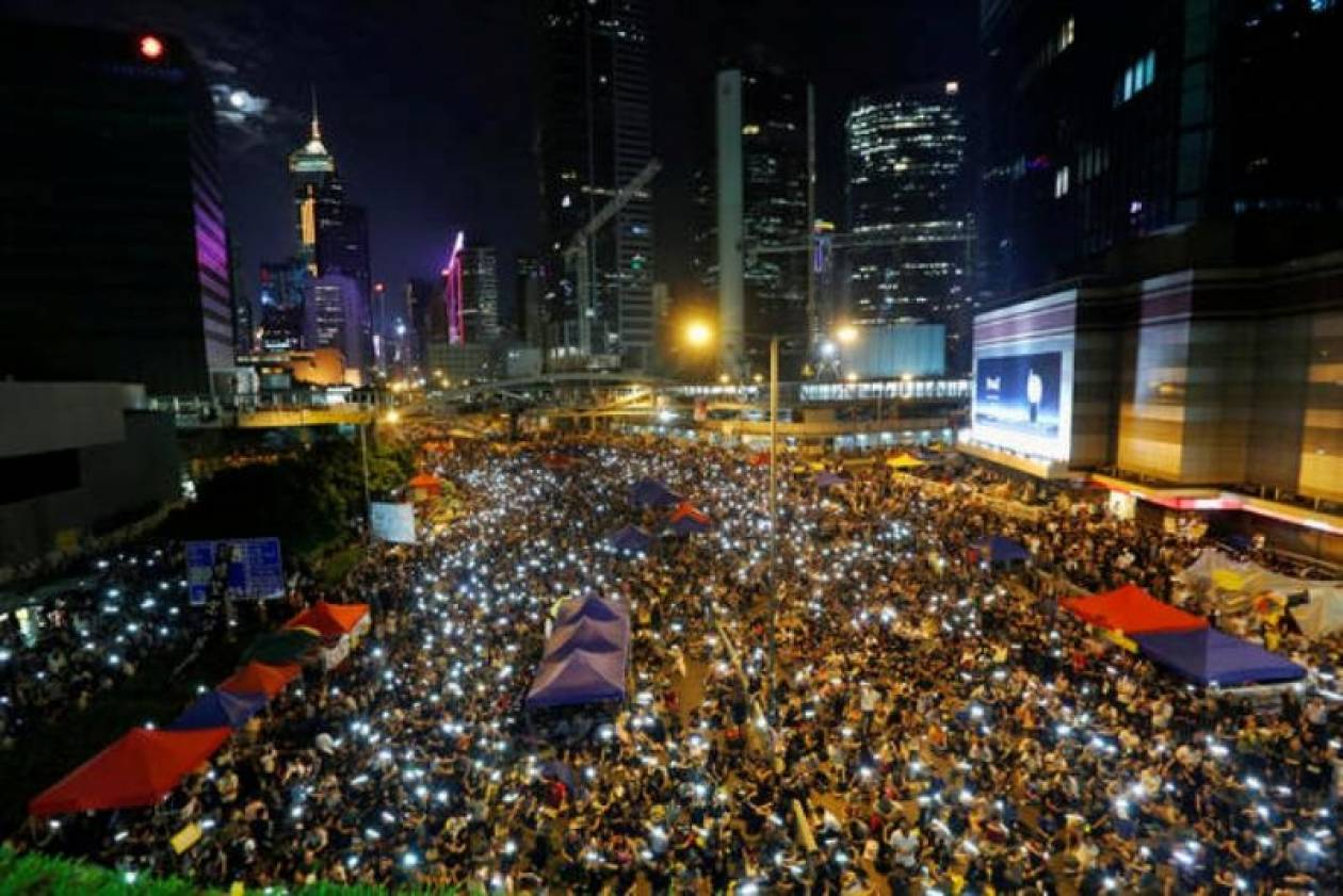 Χονγκ Κονγκ σεξ εφαρμογή