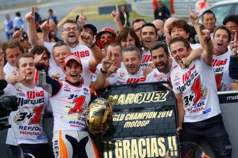 MotoGP Ιαπωνίας: O Lorenzo νικητής, o Marquez πρωταθλητής