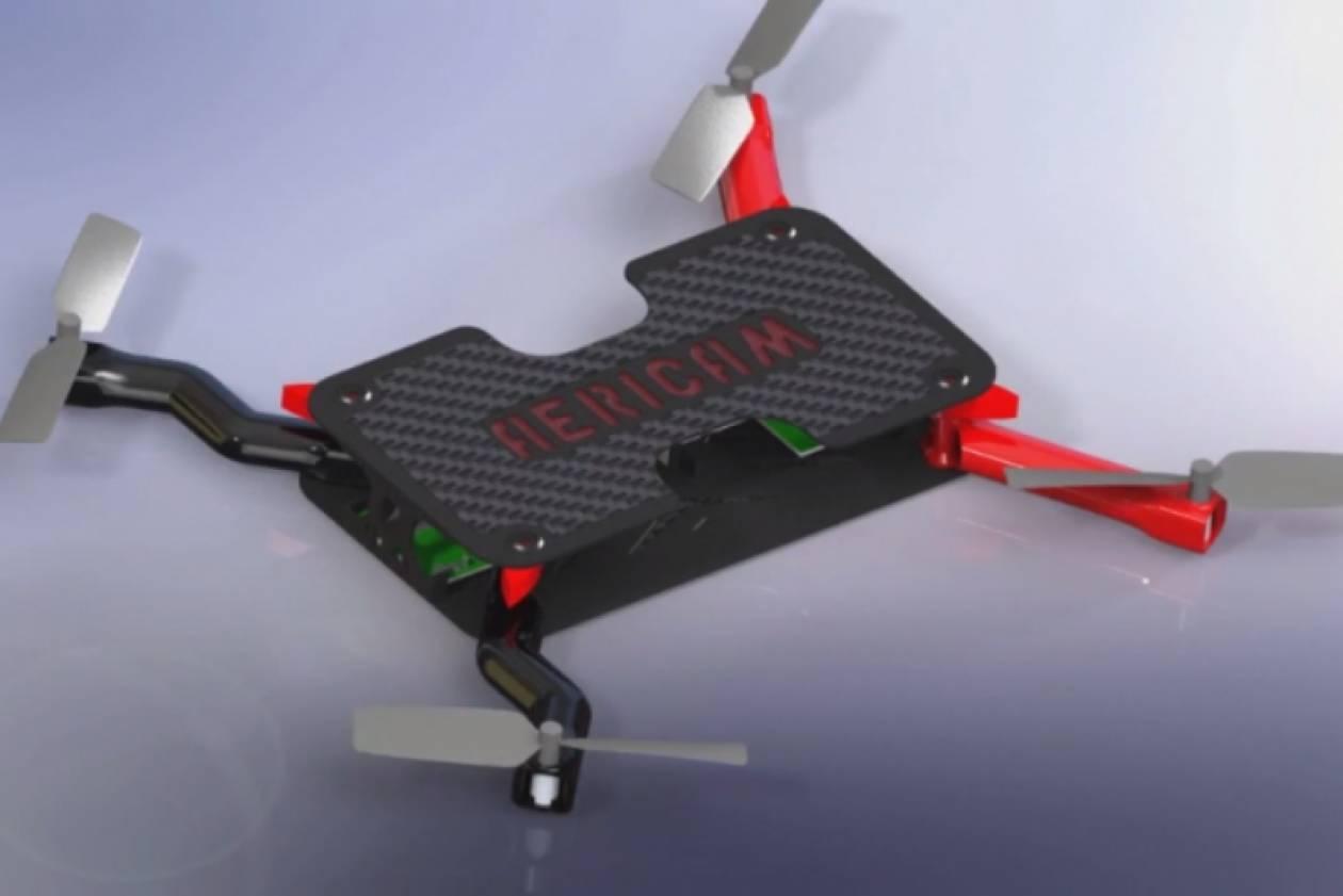 Το πρώτο drone για… αέρινες λήψεις (vid)