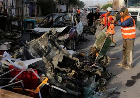 Ιράκ: Δεκάδες νεκροί σε βομβιστικές επιθέσεις εναντίον Κούρδων